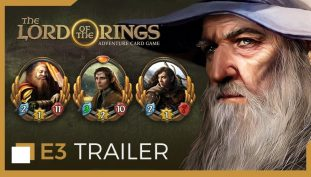 The Lord of the Rings: Adventure Card Game Launch Trailer Proves to be a Worthy Card Game