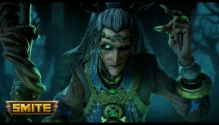 Baba Yaga is Revealed and Is the latest Character to Join Smite