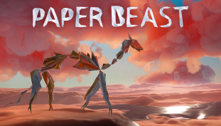 PS VR Exploration and Adventure Game, Paper Beast, Set to Release on March 24th