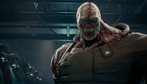 Resident Evil Resistance Adds Nemesis as New Character in Update