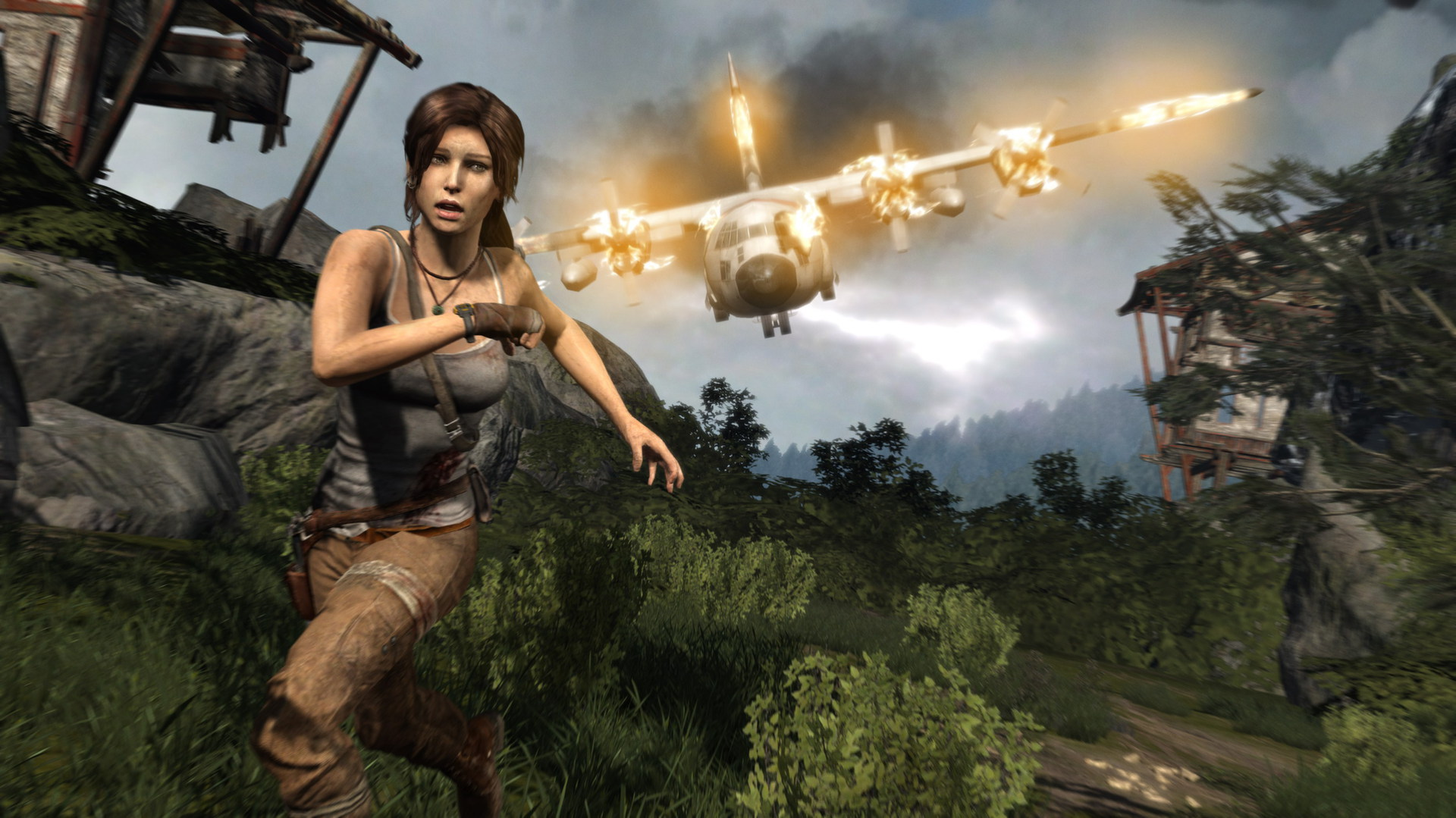 Square Enix Releases Two Tomb Raider Games For Free Gameranx