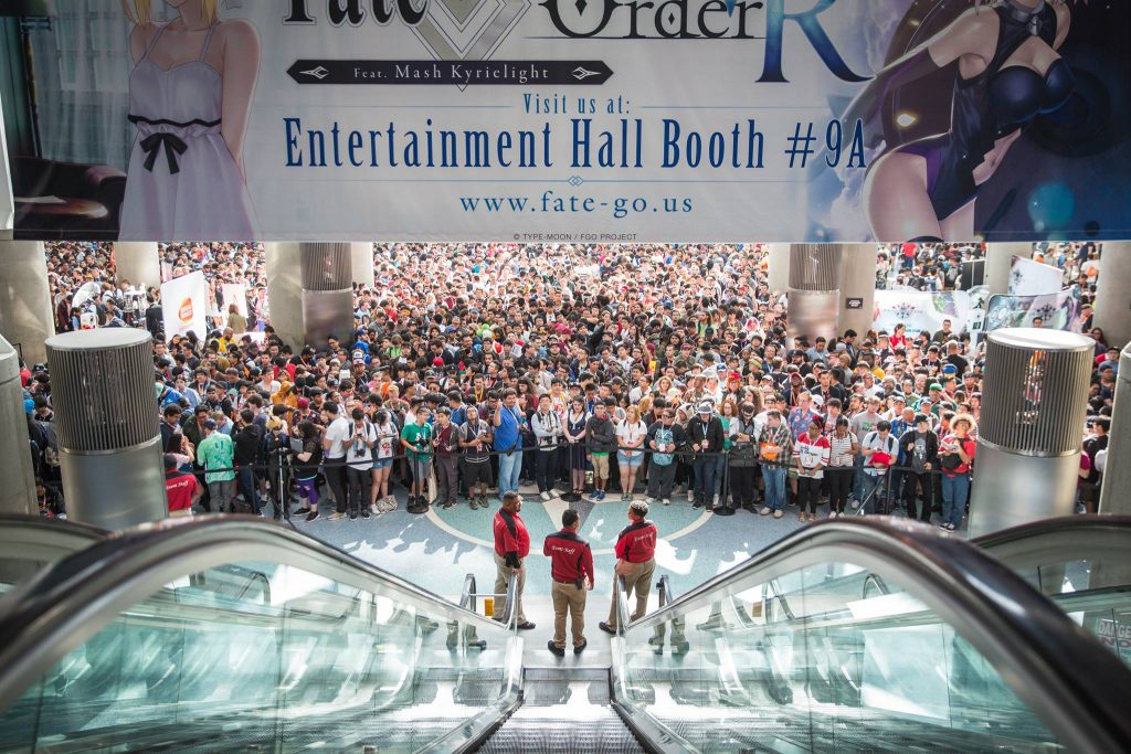 Anime Expo Officially Cancelled Due To Covid 19 Rescheduled For