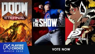 Vote for the Best New Game on PlayStation for March 2020