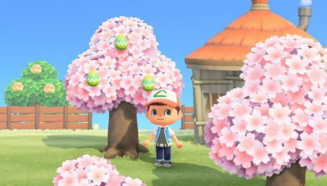 Latest Animal Crossing: New Horizons Update Nerf's Aggressive Bunny Day Eggs