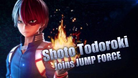 Jump Force Receives DLC Character Pack 2, Shoto Todoroki First DLC Character Joining Spring 2020
