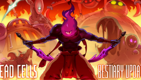 Latest Dead Cells Update Brings A Ton of Free New Content Our Way, Including Beasts Enemies