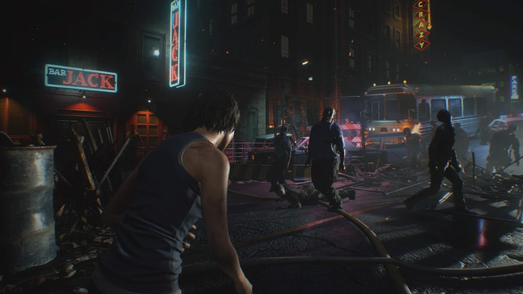 Resident Evil 3 Remake No Spoilers Walkthrough Downtown Raccoon City 1 3 Gameranx