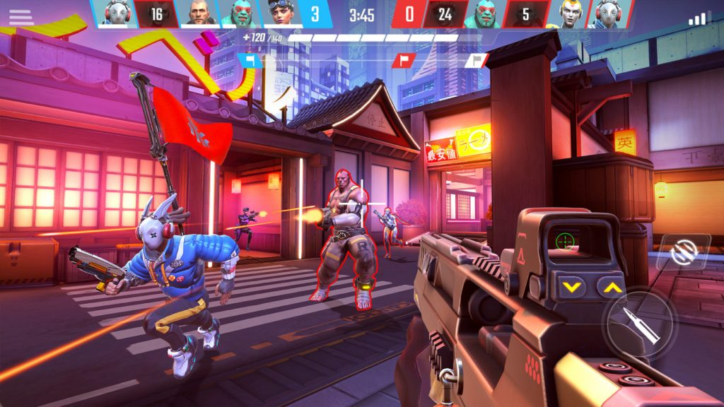 The Best Shooter Games To Play On Smartphones In 2021 - Gameranx