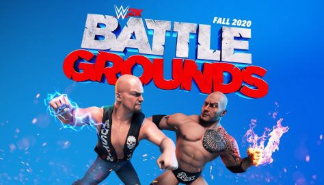 WWE 2K Battlegrounds Teaser Trailer Showcases New Arcade Style Game Incoming