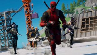 Deadpool and The X-Force are Reunited in Fortnite's Latest Action-Packed Trailer
