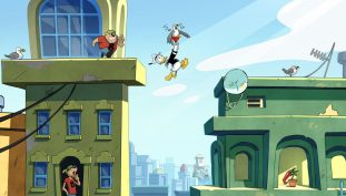 Ducktales Quackshot Denied by Disney, Turns Into April Fool's Joke