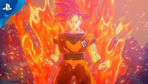 Bandai Namco Releases New Dragon Ball Z: Kakarot Accolades and DLC Trailer