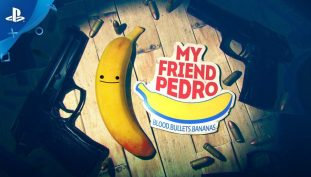 My Friend Pedro Receives Beautifully Animated Launch Trailer to Celebrate PS4 Release [Video]