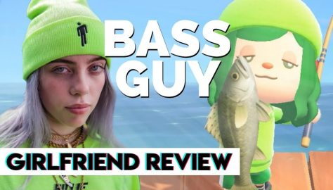 "Animal Crossing: New Horizons ""Bass Guy"" Parody Song is Exactly What You Need Right Now"