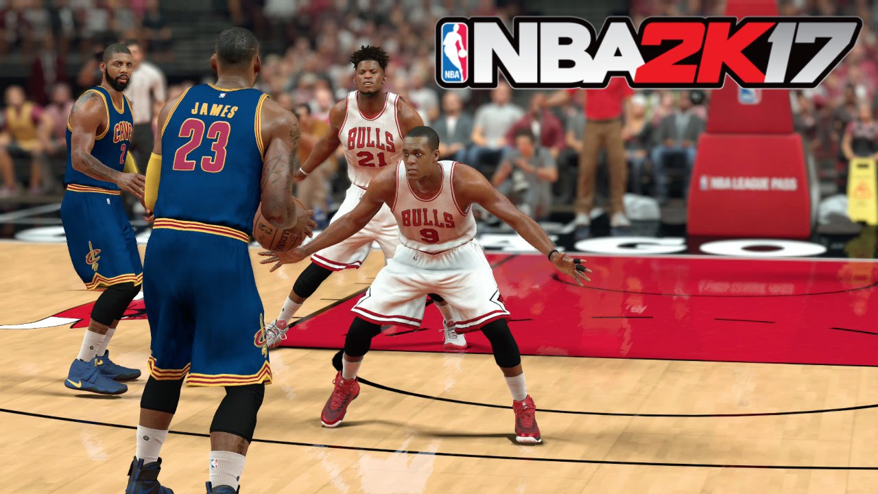 The Best Basketball Games On Playstation 4 Gameranx