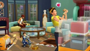Latest Sims 4 DLC Pack Brings New Pet Accessories