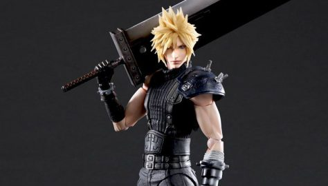 Square Enix Play Arts Kai Final Fantasy 7 Remake Figures Available to Pre-Order Now