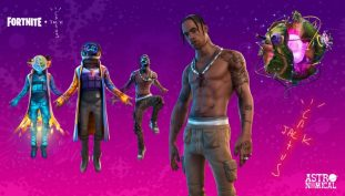 First Showing of Travis Scott's Fortnite Concert Has Aired, Watch Full Stream Here