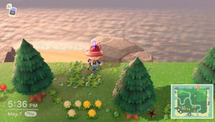 Animal Crossing: New Horizons – How To Uncover Your Secret Beach & What It's For