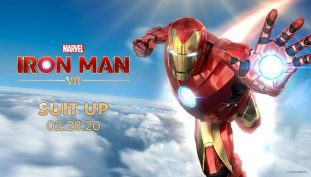 Iron Man VR has Gone Gold and is Set to Launch July 3rd