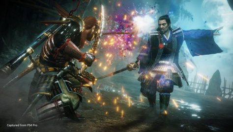 Photo Mode and New Missions Arrive Today in Nioh 2; First DLC Expansion Releasing in July