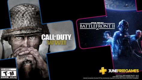 Star Wars Battlefront II and Call of Duty: WWII is the PS Plus Titles for June 2020