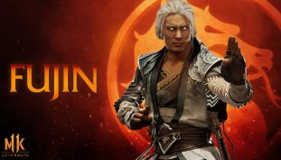 Latest Mortal Kombat 11: Aftermath Trailer Re-Introduces Players to Fujin