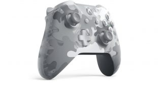 Check out the Xbox Arctic   Camo Special Edition Controller Unboxing [Video]