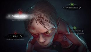The Lord of the Rings: Gollum Screenshots Reveal First Look at Upcoming Title