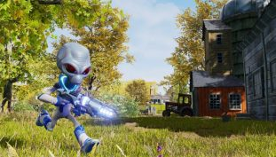 New Destroy All Humans! Trailer Welcomes Players Back to Turnipseed Farm