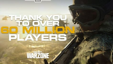 Call of Duty Warzone Rapidly  Reaches Over 60 Million Players