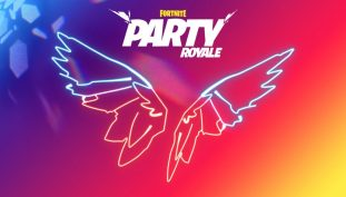 Fortnite: Battle Royale – How To Get The Neon Wings Back Bling | Party Royale Premier