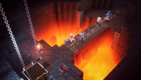 Minecraft Dungeons Receives New Update Across All Platforms; Full Patch Notes Detailed