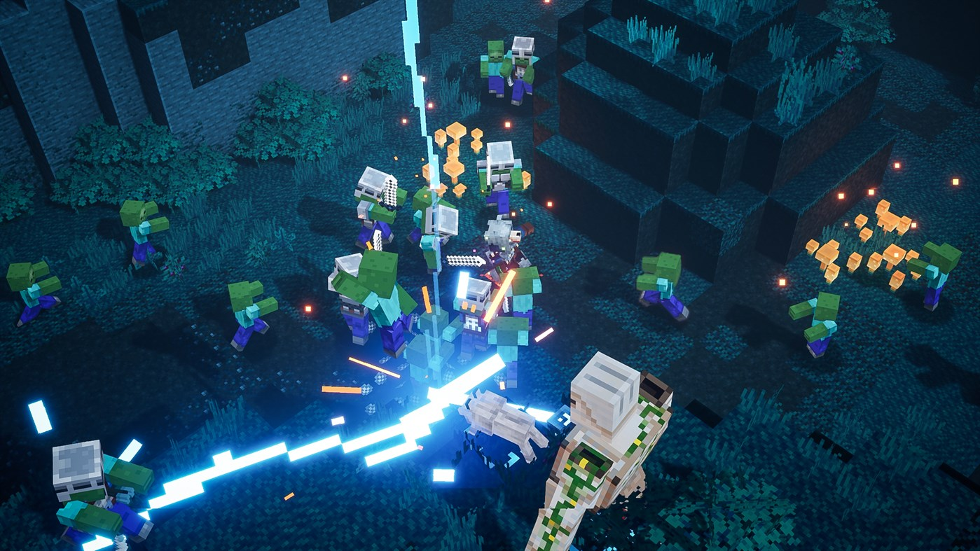 Minecraft Dungeons Wiki Enchantments