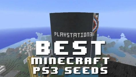 PS3 Minecraft seeds