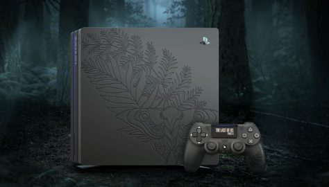 PS4 Pro The Last of Us 2