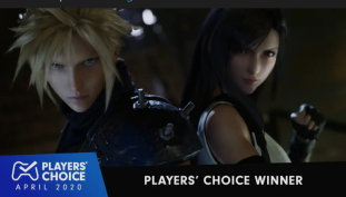 PlayStation Blog Players' Choice Winner for April 2020 Goes to Final Fantasy 7 Remake