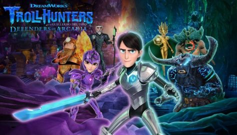 TrollHunters Defenders of Arcadia Receives a Release Date in Announcement Trailer