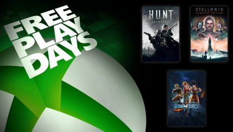 Microsoft Announces New Set of Titles for Latest Free Play Days