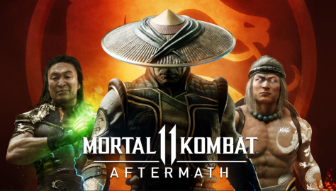 Mortal Kombat 11: Aftermath Extended Look at Gameplay set for This Week