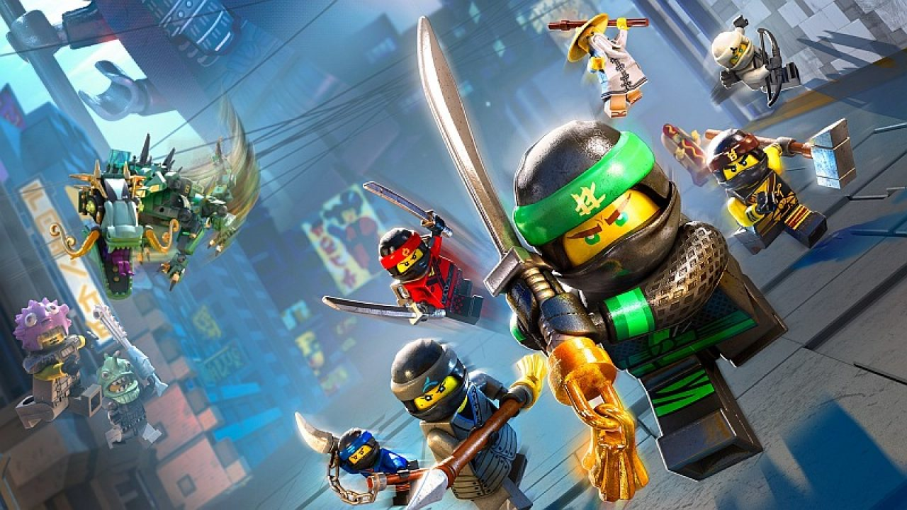 The LEGO NINJAGO Movie Video Game is Having a Free Trial Period Until May 21