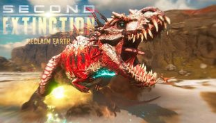 Reclaim Earth From Mutated Dinosaurs in Second Extinction Announcement Trailer