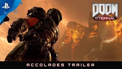 DOOM Eternal's Accolades Trailer Promises a Bigger, Better Sequel [Video]