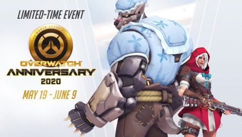 Celebrate Overwatch's Four Year Anniversary With a New Limited-Time Event