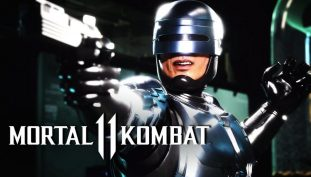 New Mortal Kombat 11: Aftermath Introduces Players to the Iconic Robocop
