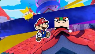 Paper Mario: The Origami King Officially Unveiled