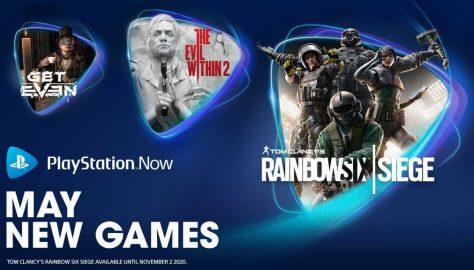 Three new Titles are Being Added to PlayStation Now in the Month of May