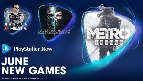 Three New Games are Being Added to PS Now in the Month of June