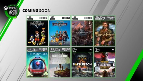 Microsoft Reveals New Batch of Games Heading to Xbox Game Pass
