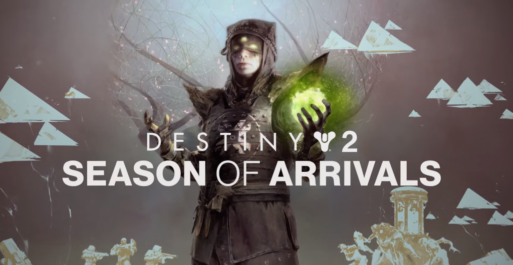 Destiny 2: Season of Arrivals now Live, Check out New Patch Notes Here